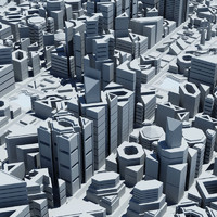 Geometric City 2