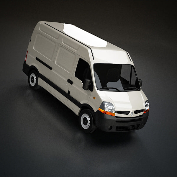 Renault Master Mid Body