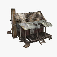 Village House 03