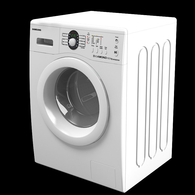 Samsung Diamond washing machine washer wash kitchen applience bathoom dryer electronics bosh electrolux indesit lg_4.jpg