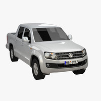 double cab lights 3d 3ds