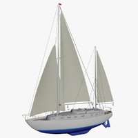 sailing boat dalma max