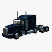 Peterbilt 386 Long Frame
