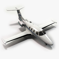 maya lightweight eclipse 500 business jet