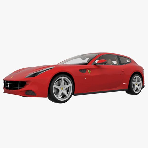 Ferrari 4 Seater