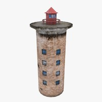 lighthouse games 3d max