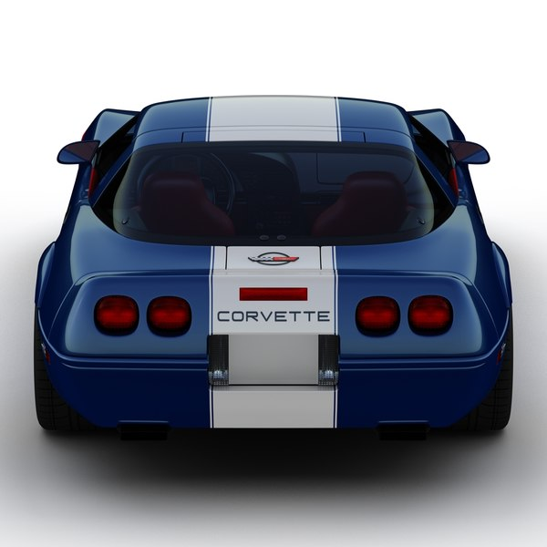 chevrolet corvette grand sport 3ds - Chevrolet Corvette Grand Sport... by Next Image