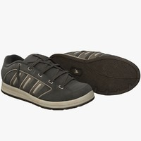 max realistic sneakers shoe