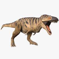 tarbosaurus pose 2 max