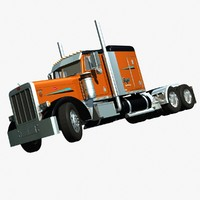 Peterbilt 379 Smokin 45