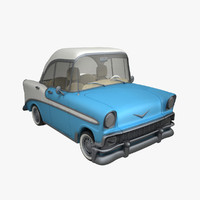 Chevrolet Bel Air Toon Car