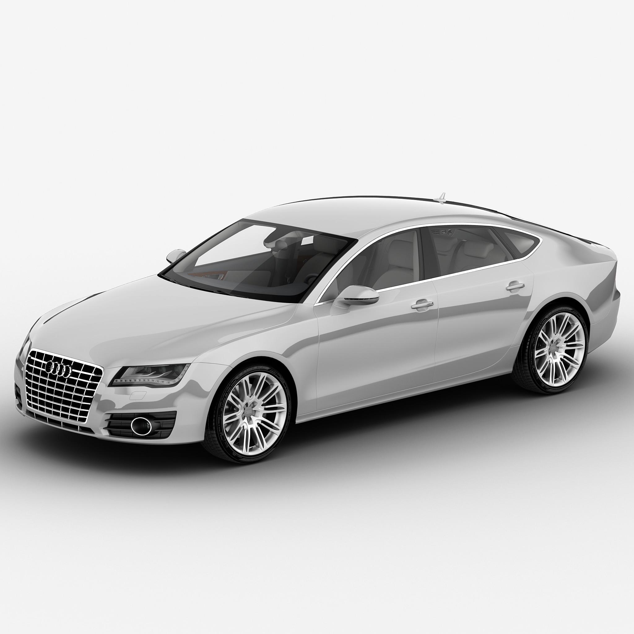 Audi A7 2013 Max