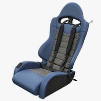 maya maserati seat