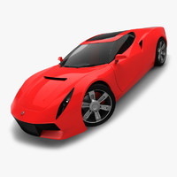 3d motors sport coupe general model