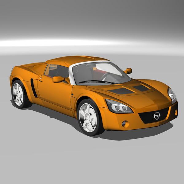 Opel Speedster 2005