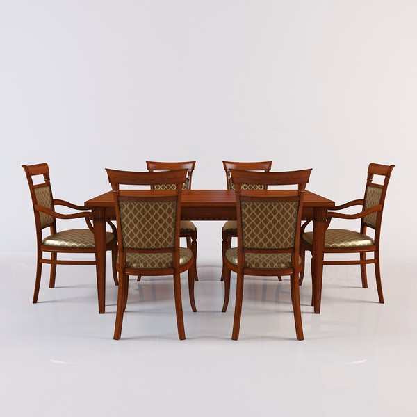 3d dining room furniture - Dining Room Furniture Florida - Venezia 3... by ms_Dessi
