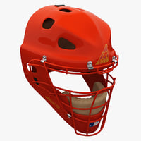 Catcher Helmet MVP2300