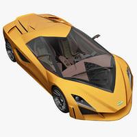 frazer nash namir concept car max