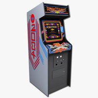 Robotron Arcade Machine