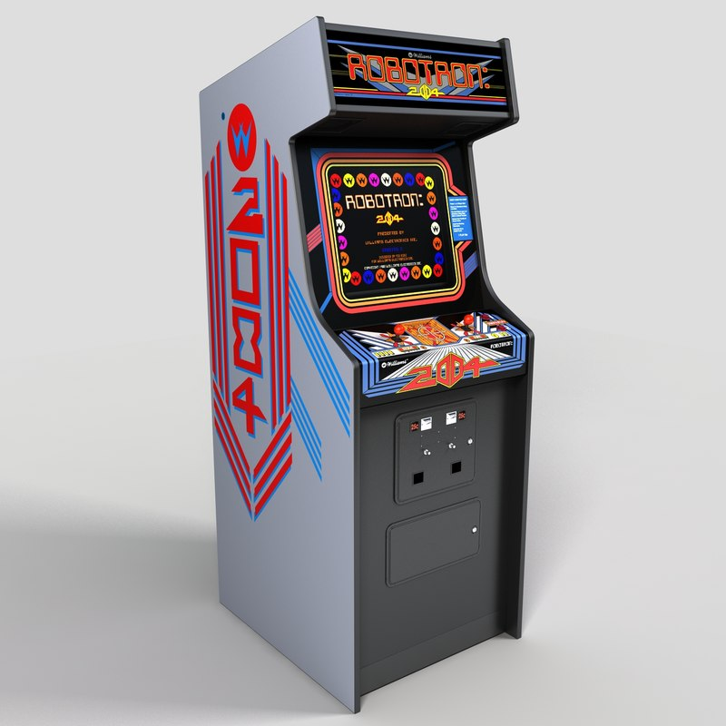 robotron machine