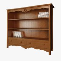 maya debaggis bookcase