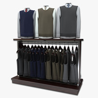 max mens vests displays