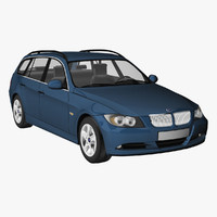 3ds bmw 3 touring 2005