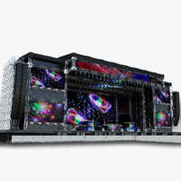 Mega Stage - DJ Set