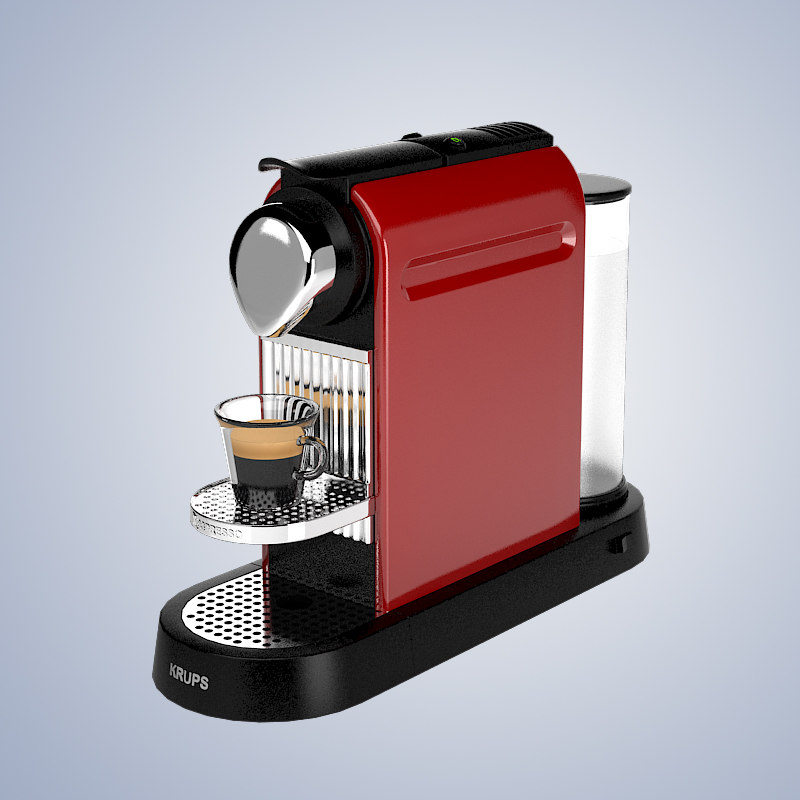 b Krups XN 7006 Nespresso Coffee Maker automatic capsule elegent modern contemporary  cappucino latte machine bean-to-cup.jpg