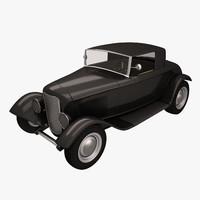 3d roadster original