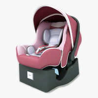 Infant Car Seat Huggy Malva