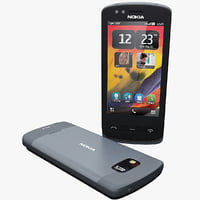 Nokia 700 Zeta Black