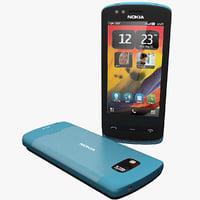 Nokia 700 Zeta Blue
