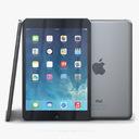 Apple iPad Mini 3D models