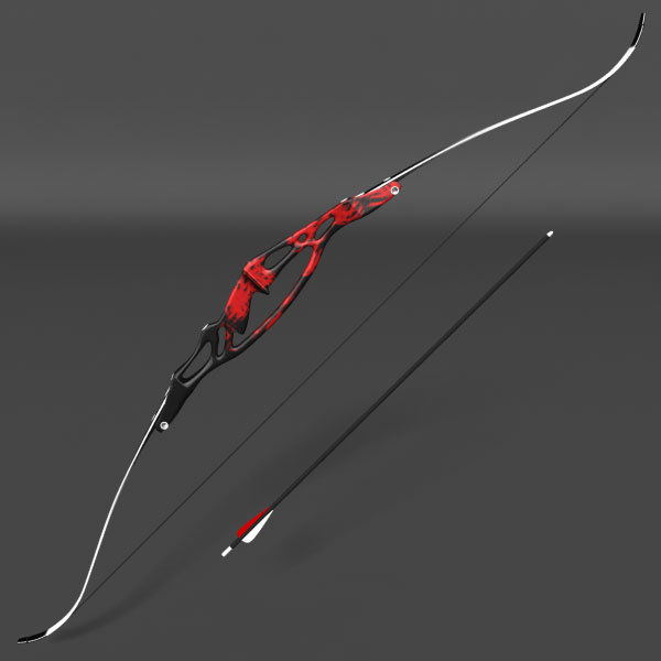 Pics Photos - Olympic Recurve Bow Made With Meshmixer