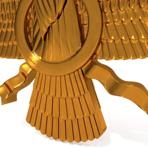 Faravahar Symbol Meaning Softland
