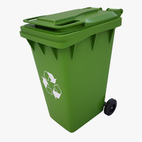 Garbage Container GP240A
