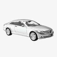 3d model sport luxury