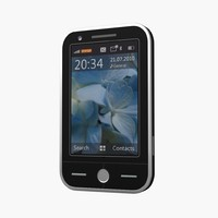 Generic Touch Screen Cell Phone