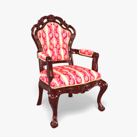 651-A Arm Chair