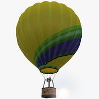 air balloon 4 3d 3ds