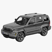 3d 3ds jeep liberty