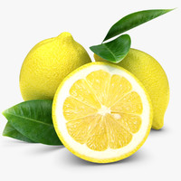 realistic lemon 3ds