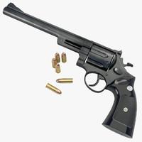 Magnum 44 Revolver