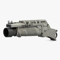 max combat scar grenade launcher