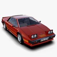 3d model 70 concept car