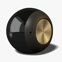 3ds max bowers wilkins subwoofer pv1