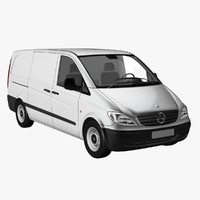 3ds max vito panel van 2010