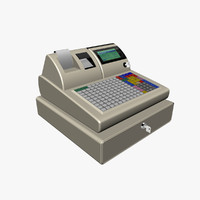 3ds cash register