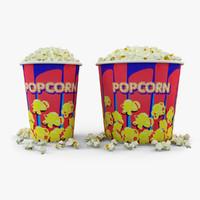 maya popcorns tub